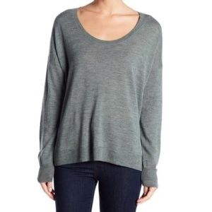 Madewell Southstar Wool Blend Pullover Sweater
